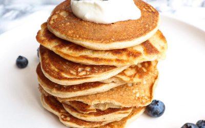 Ultieme verwennerij: protein pancakes